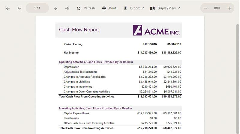 business-intelligence-cash-flow-report